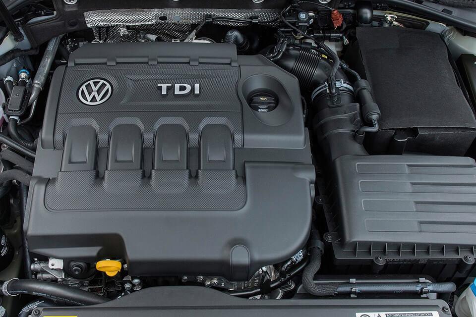 VW ゴルフ ディーゼル