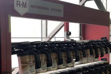 提携先板金工場:R-M塗料
