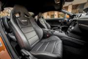 フォード マスタング ファストバック インテリア EU仕様