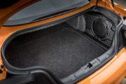 フォード マスタング ファストバック ラゲッジルーム EU仕様
