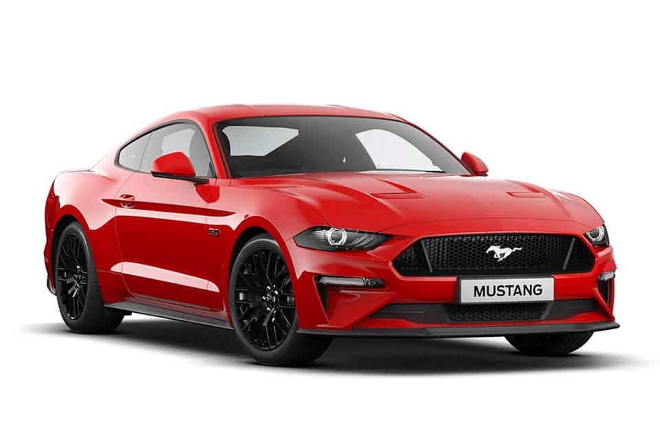 フォード マスタング ファストバック 5.0 V8 GT(UK仕様)