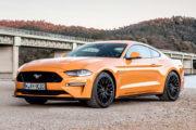 フォード マスタング ファストバック 5.0 V8 GT EU仕様