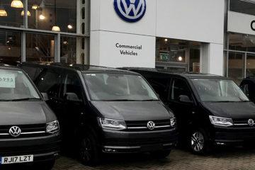 UK VW ディーラー