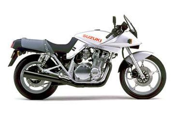 スズキ GSX1100S カタナ 1982