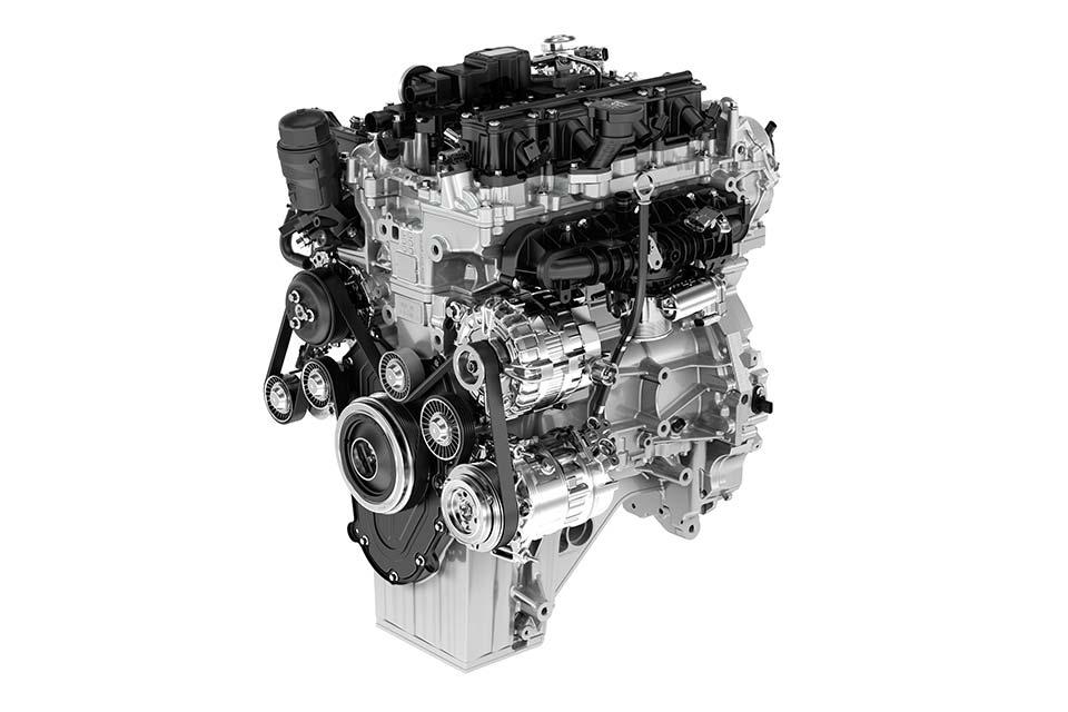 インジニウム 2.0Lガソリンエンジン