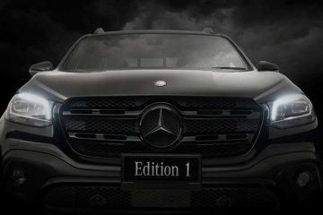 メルセデスベンツ X350d 4MATIC Power Edition 1