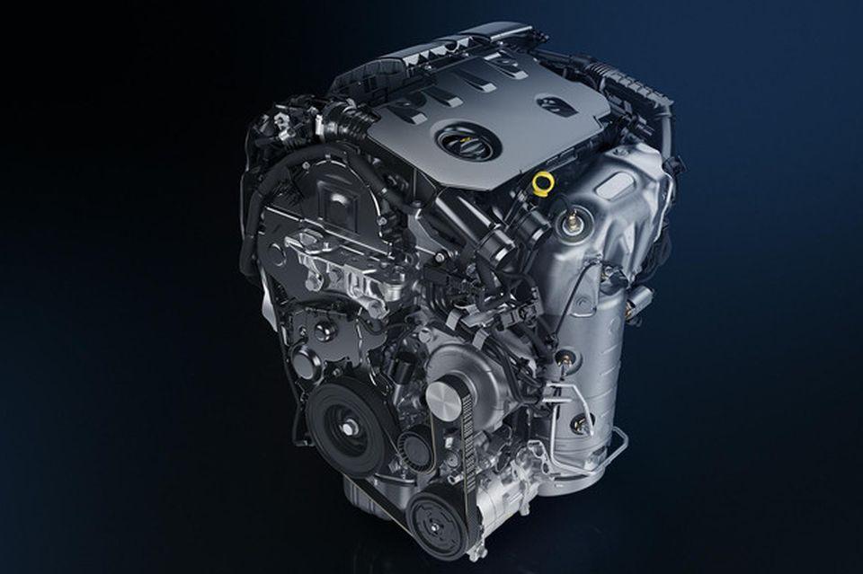 リフターに搭載される1.5L新世代BlueHDiユニット