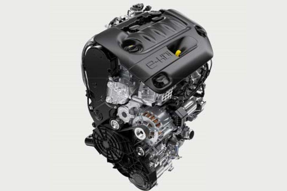 2.0Lディーゼル 4WZエンジン