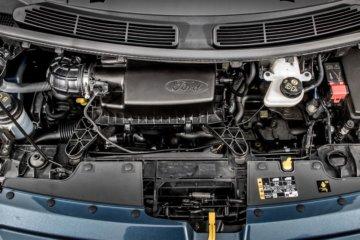 新世代の2.0L EcoBlueエンジン
