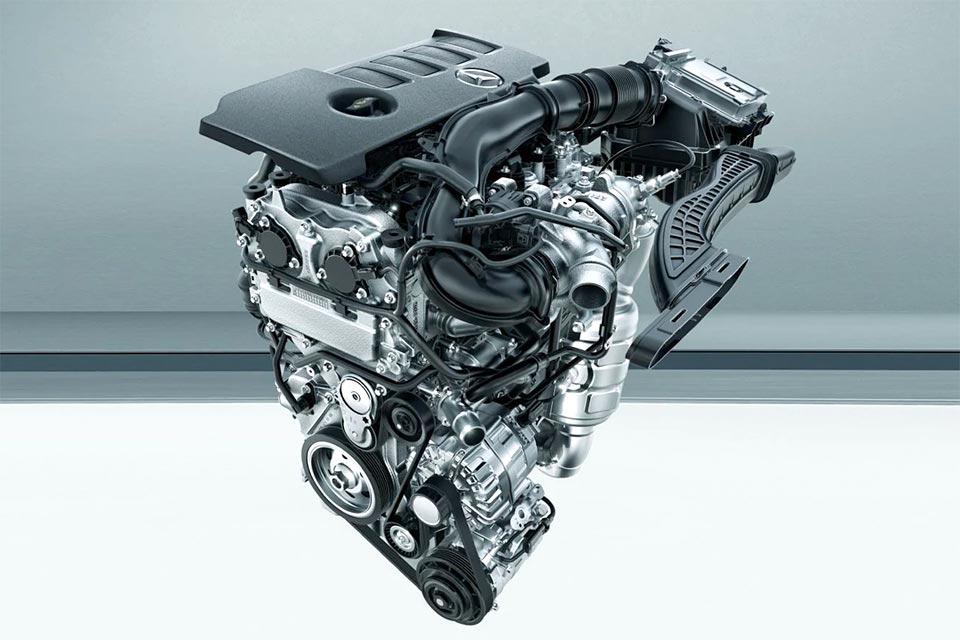 OM260型 2.0Lガソリンターボエンジン