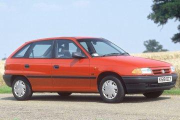 ボクスホール アストラ(初代モデル F型:1991年)
