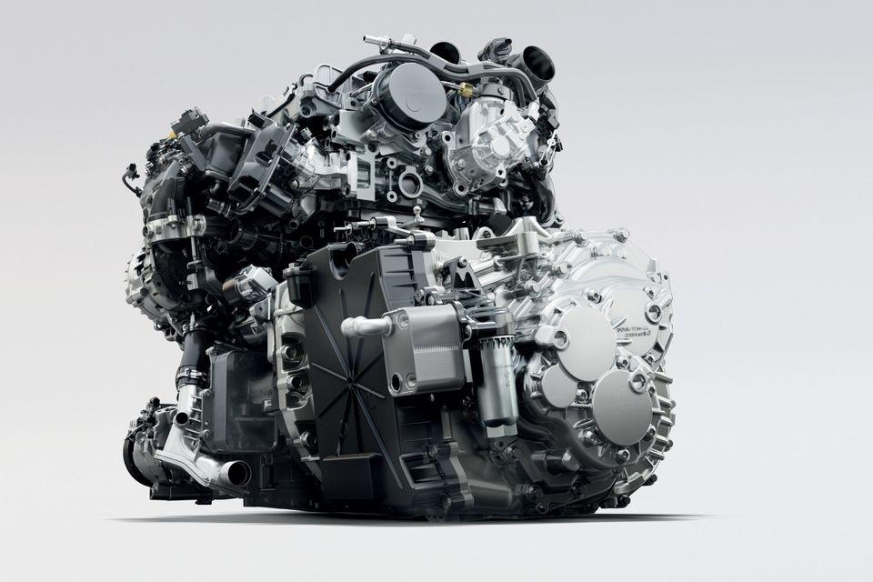 リニューアルした可変ジオメトリーターボ搭載2.0Lディーゼルエンジン