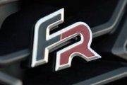 FRのエンブレム FRはFormura Racingの略