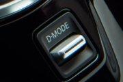 7速DCT車ではドライブモードも設定可能