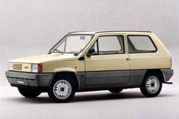 フィアット パンダの初代モデル(1980年)