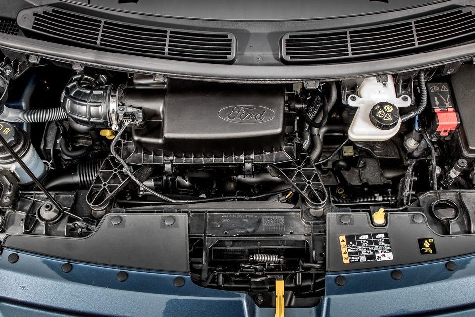 アップデートされた2.0L EcoBlueエンジン
