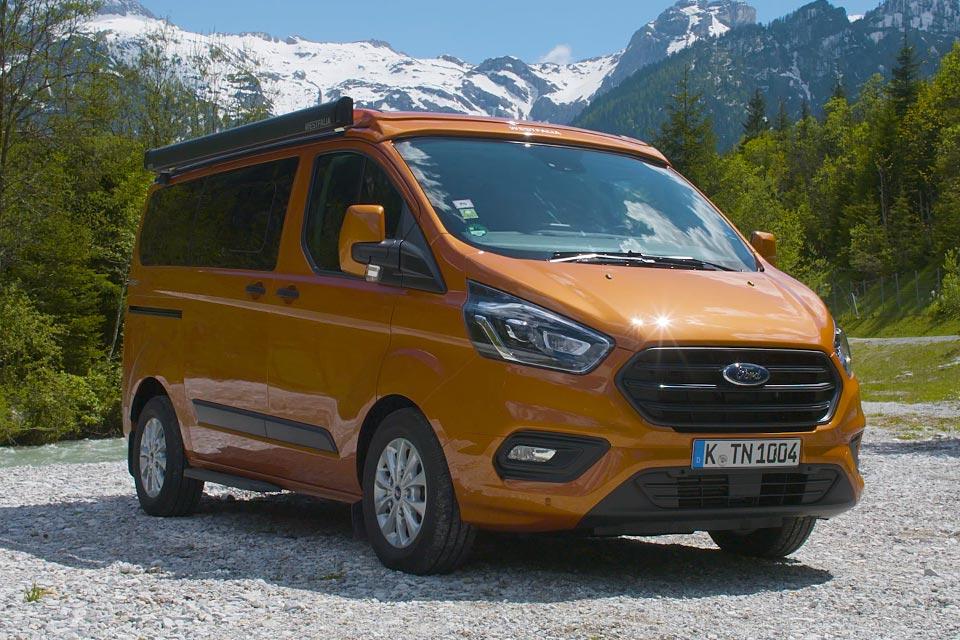 フォード トランジット・カスタム ナゲット(オプション装着車)