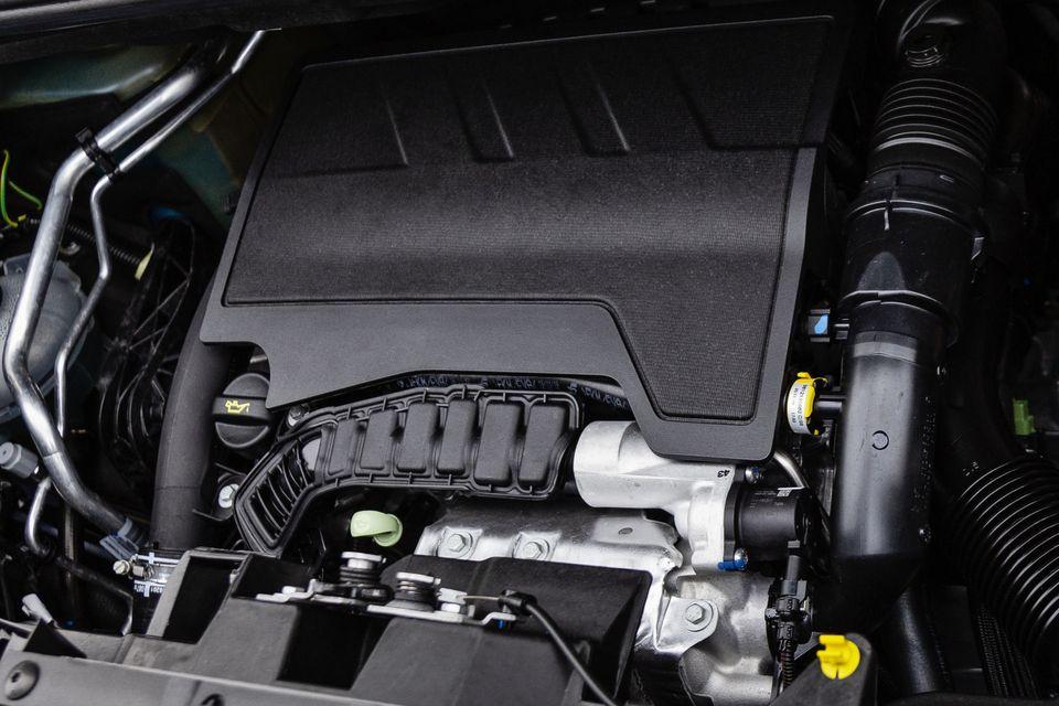 新世代クリーンディーゼルとなる1.5L D4-Dエンジン