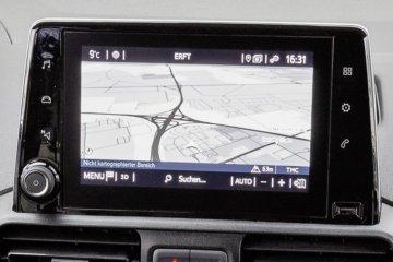 最新のインフォテイメントシステム「Toyota ProTouch&Go」