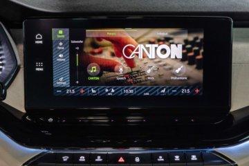 高音質のCANTONオーディオシステムを設定