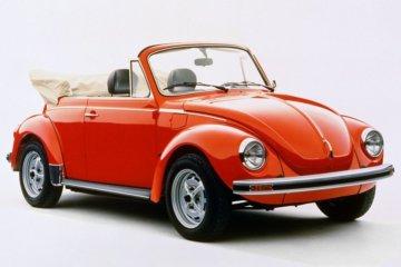 VWの元祖カブリオレとなるビートルカブリオレ