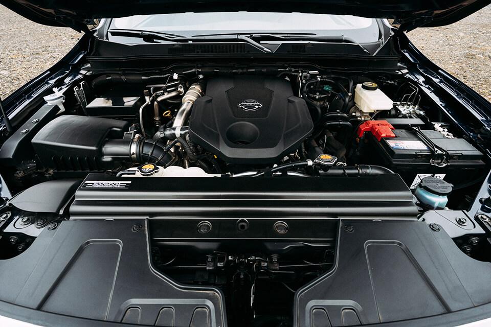 日産ナバラ エンジン(YS23/M9T/OM699)