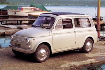 ご先祖とも言える500ジャルディニエラ(1960年)