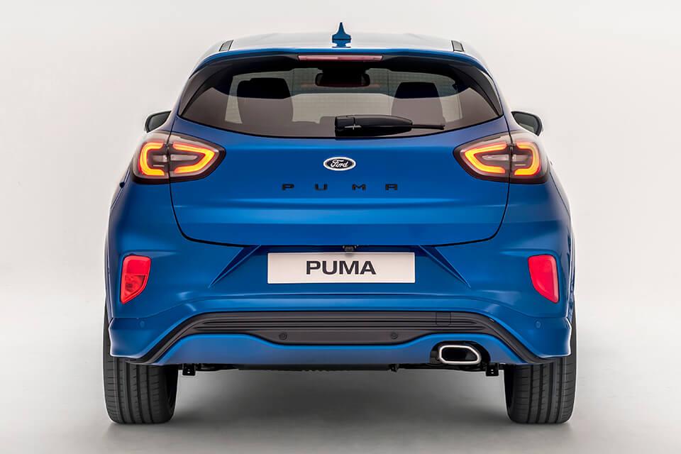 ford puma (フォード プーマ)
