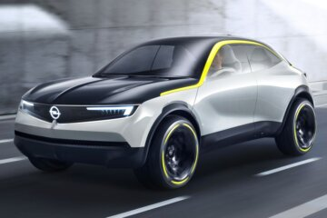 コンセプトモデルの「Opel GT X Experimental」