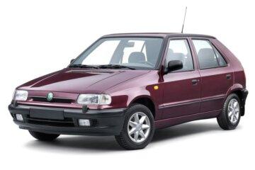 ファビアはかつて販売されていたフェリシアの後継的な車種